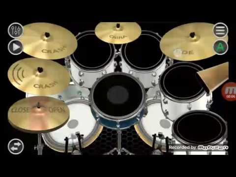 Cinta ini membunuhku - D'massiv drum cover