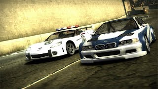 Need for Speed: Most Wanted [FULL GAME] as a police officer