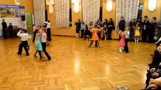 Танцевальный конкурс 21.12.2011 г.Зеленогорск