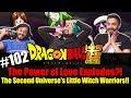 Dragon Ball Super ENGLISH DUB - Episode 102 - Group Reaction