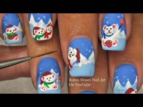 Nail Art Design Tutorial thumbnail