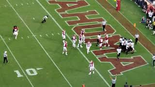 ARMY Football at Oklahoma: Highlights Sept. 22, 2018