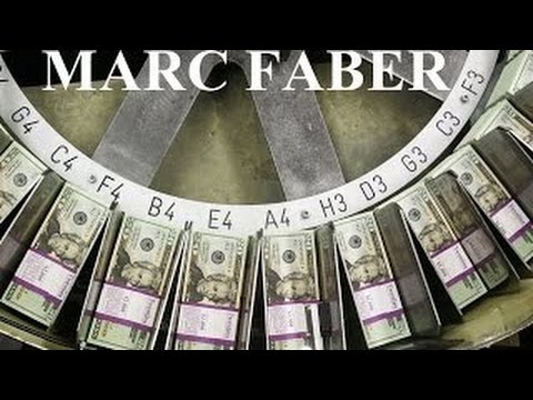 Marc Faber: Discusses FED, Negative İnterest Rate, Asian Nations, War On Cash, China Credi