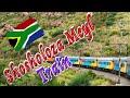 Shosholoza Meyl Train Trip