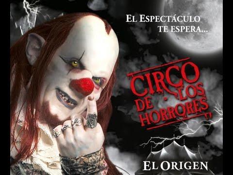 """Así es el espectáculo del """"Circo de los Horrores"""" en Puebla"""