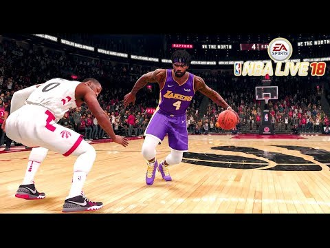NBA LIVE 18 THE ONE CAREER -  FACING OUR HARDEST CHALLENGE OF THE SEASON!