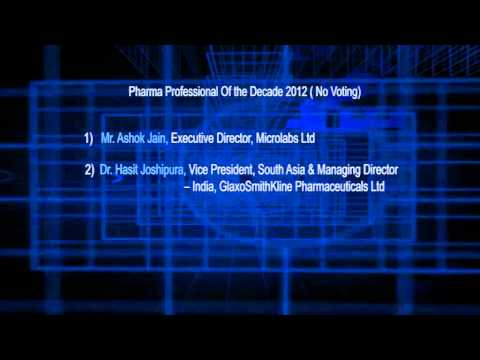 Pharmaleaders 5th Annual Pharmaceutical Leadership Summit & Awards 2012