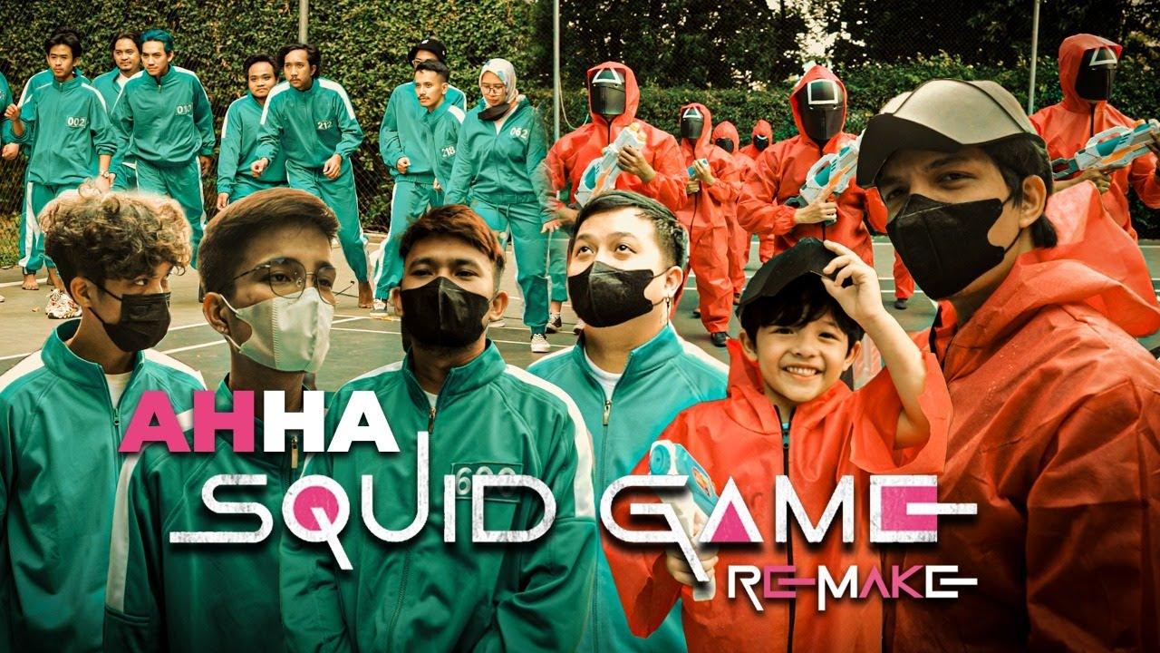 Download AHHA SQUID GAME REMAKE #1