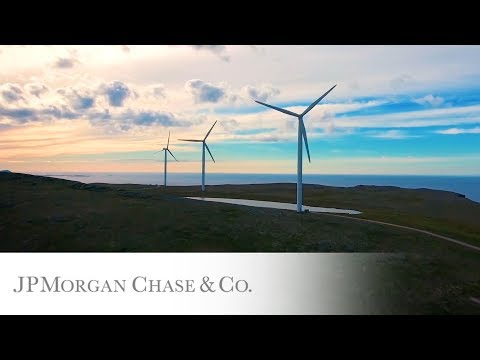 Committing to Sustainability | Smarter Faster | JPMorgan Chase & Co.