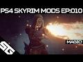 Best Magic Mods! PS4! SKYRIM!