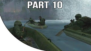 Call of Duty 2 Big Red One - Gameplay Walkthrough Part 10 - Crucifix Hill