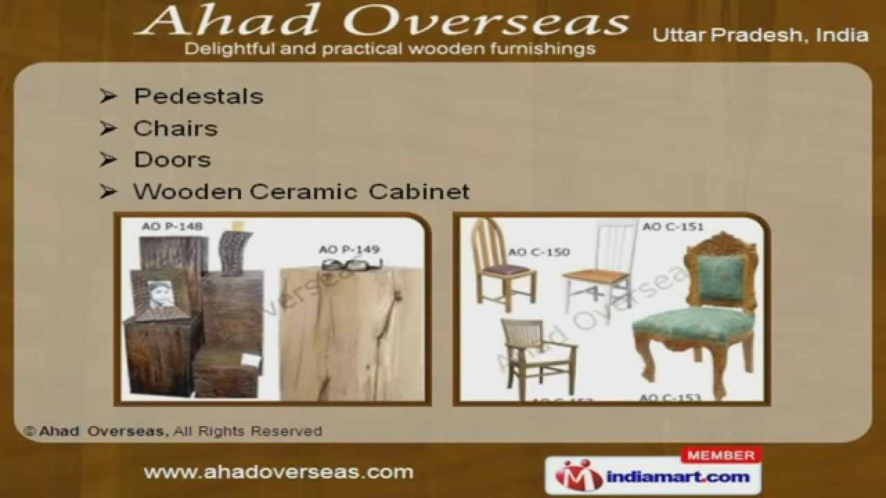 Handicraft Furniture Gift Accessories By Ahad Wood Carver