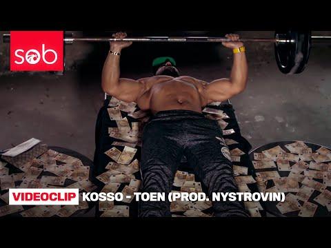 KOSSO - TOEN (PROD. NYSTROVIN) #NTL