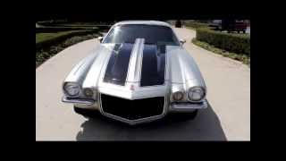 1972 Chevy Camaro Classic Muscle Car for Sale in MI Vanguard Motor Sales