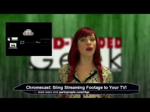 E26- Dell, Ubuntu Edge Superphone, Chromecast & NFC Ring | Red Headed Geek Show