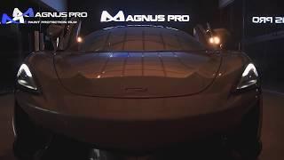 Mclaren 570s x Magnus Pro Paint Protection Film