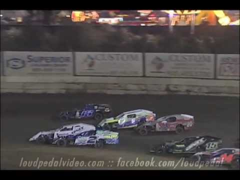 Ventura Raceway 8-2-12 :: IMCA Modified Main Event
