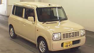 2008 suzuki alto lapin X He21s