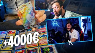 DAVID LAFARGE ESTIME MON ANCIENNE COLLECTION DE CARTES POKEMON..