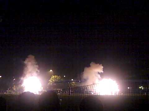 Princeton P-Rade Fireworks 2011
