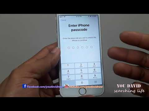 How to change trusted phone number on iphone 7