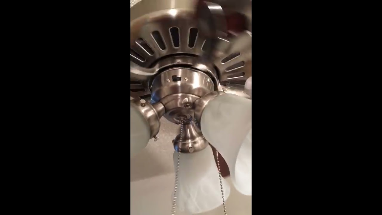 How to fix ceiling fan lights that dont work on a hunter ridgefield how to fix ceiling fan lights that dont work on a hunter ridgefield publicscrutiny Gallery