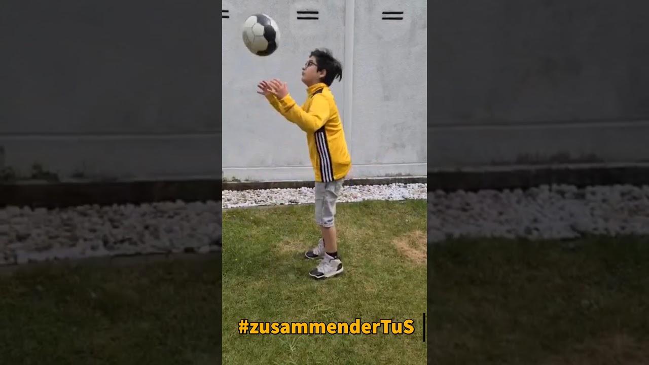 TuS Ball Stafette - zusammen der TuS