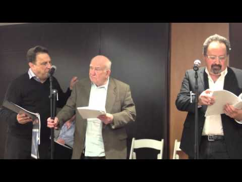 ED ASNER READS THE MAGIKER BY CHARLES DENNIS