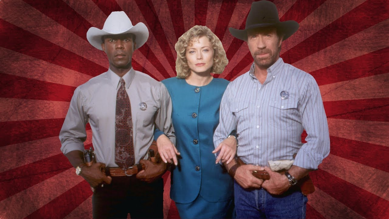 Download WALKER, TEXAS RANGER 🌟 THEN AND NOW 2020