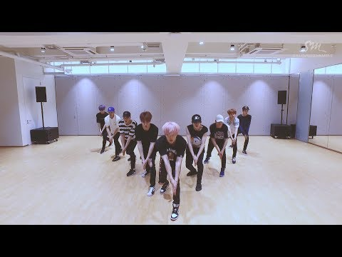 NCT 127 DANCE PRACTICE VIDEO #CHERRY Ver.