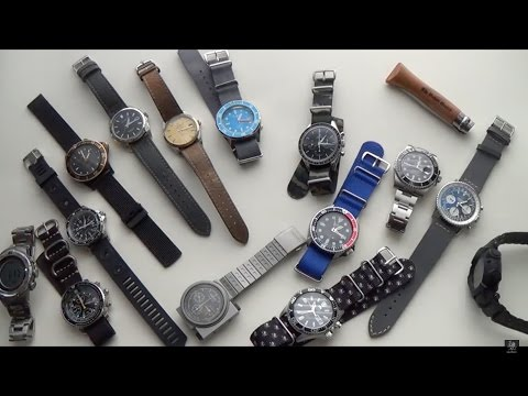 TGV's State Of The Collection Watch Collection (March) & BaselWorld 2016 First Impressions