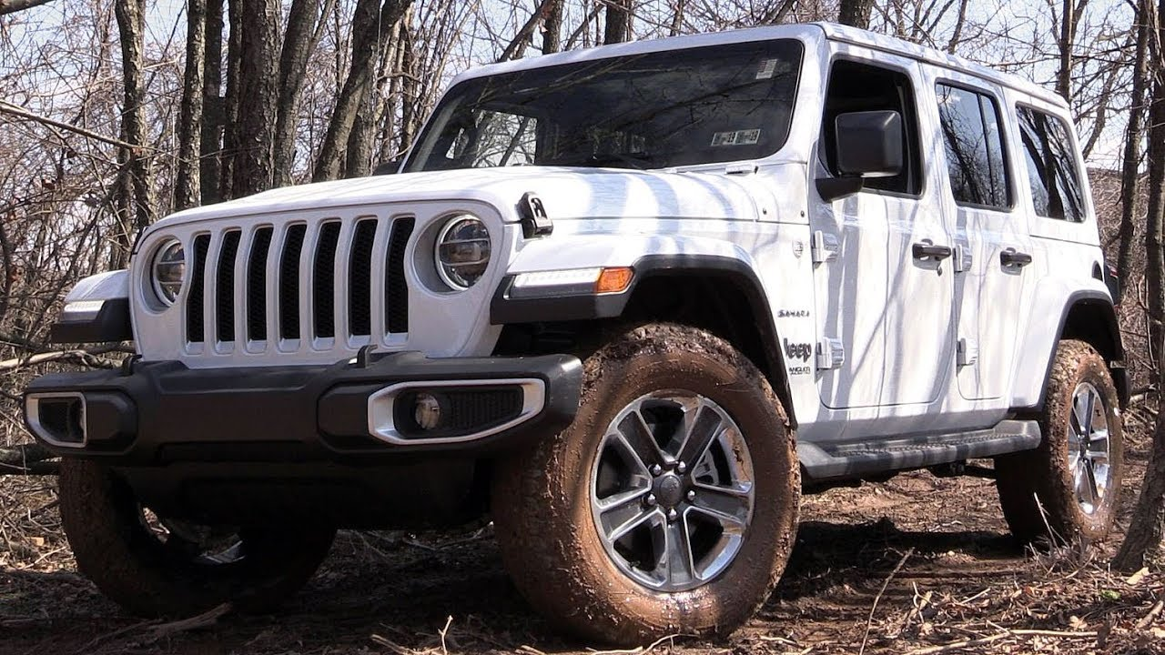 2018 Jeep Wrangler JL: Review