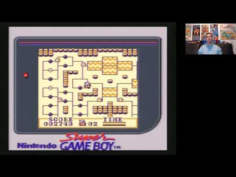 Amazing Penguin (Game Boy) Defeated! (Rooms 39-40)