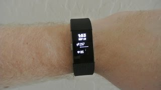 NEW Fitbit Charge HR 2 Unboxing and Setup!