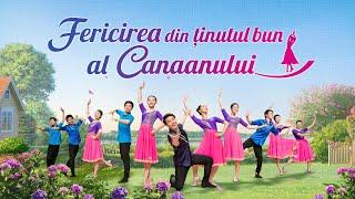 """Muzica Crestina """"Fericirea din ținutul bun al Canaanului"""" Să întâmpinăm întoarcerea Domnului Isus"""