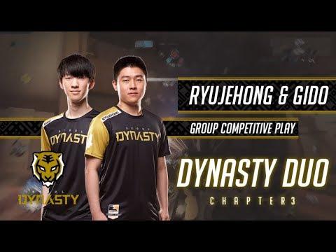 [Duo Play] Ryujehong & Gido(류제홍 문기도 듀오 플레이) Part 3