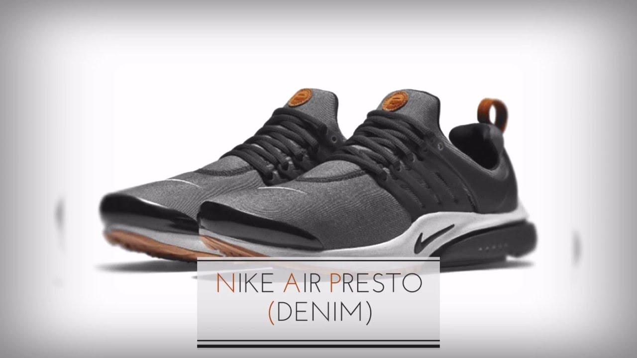 AIR PRESTO (DENIM)  SNEAKERS T - YouTube b9fab274e