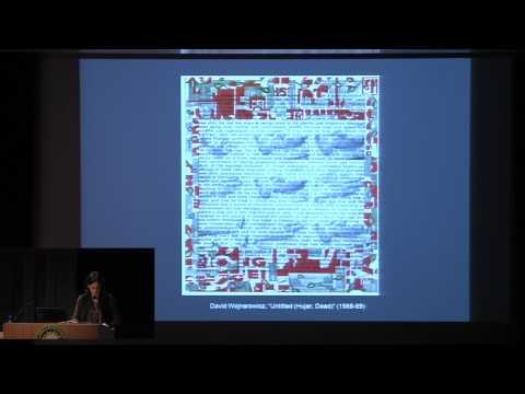 "Jennifer Doyle - ""Hide/Seek"" Scholarly Symposium, National Portrait Gallery"
