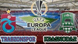 Trabzonspor vs Krasnodar Europa League 19 20 Group C