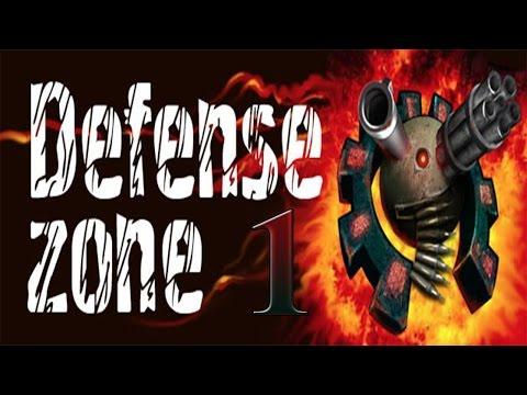 Defense zone прохождение #1