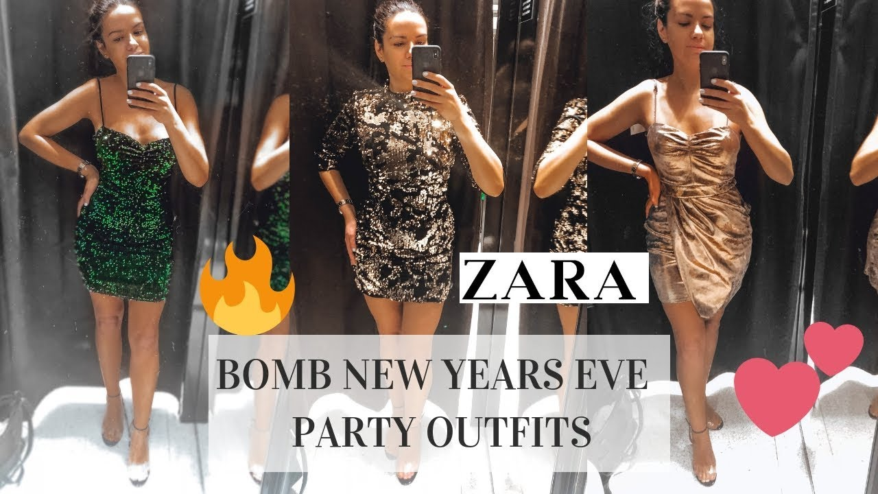 Zara New Years Eve Party Outfits Holday Party Outfit Ideas 2018