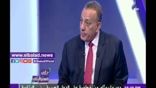كمال الدالي يكشف عن برنامج احتفالات الجيزة بعيدها القومي ..فيديو