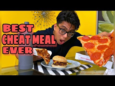 MY FIRST CHEAT MEAL! | ARE CHEAT DAYS GOOD FOR WEIGHT LOSS?