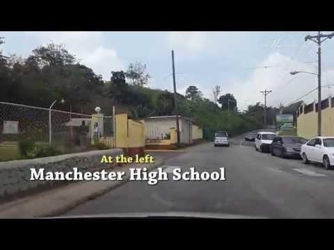 This is Mandeville Jamaica - Perth Road