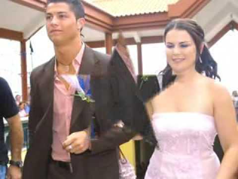 Ronaldo's family