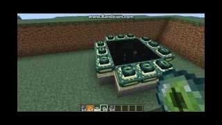 Minecraft Enderportal bauen by Hofi [german]