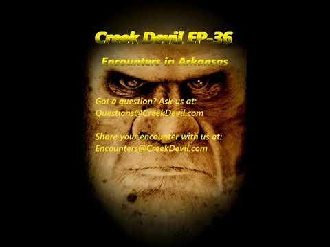 CREEK DEVIL: EP - 36
