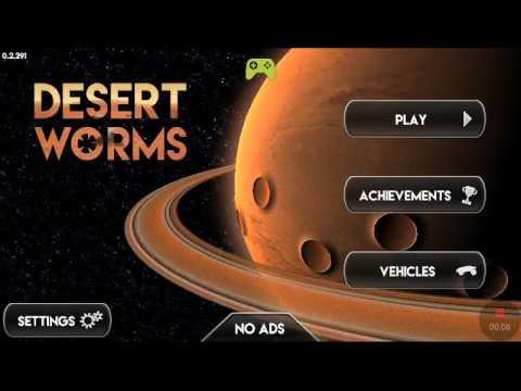 Desert worms / el juan di diego / Wou video oh si nena