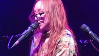 Tori Amos - Mancunian Baby Improv & Martha's Foolish Ginger