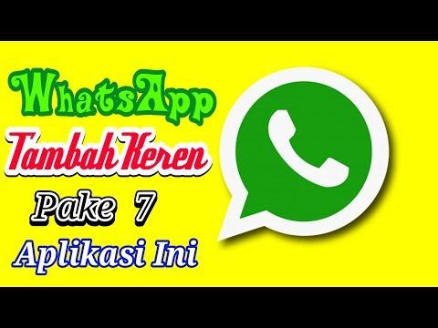 7 Aplikasi Canggih Pendukung WhatsApp Yang Harus Kamu Miliki